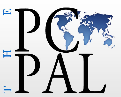 PCPal Logo | Laptop, PC and Cell Phone Services and repairing